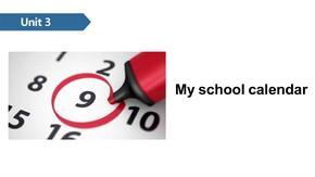 五年级下册英语课件-Unit 3 My school calendar A∣人教(PEP)(2014秋) (共15张PPT).ppt