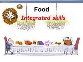 一年级英语下册-《Food》课件 人教新起点.ppt