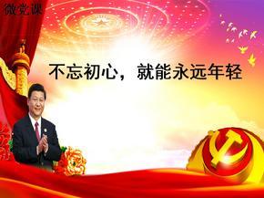 微党课PPT精选课件.pptx