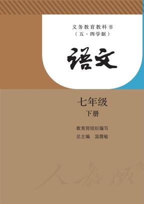 (五·四学制)语文七年级下册.pdf