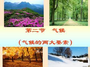 新人教版八年级上册地理   气候  课件.ppt