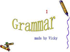 人教版高中英语必修一第一单元语法课件图文.ppt