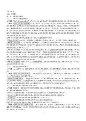 03291 人际关系学.doc