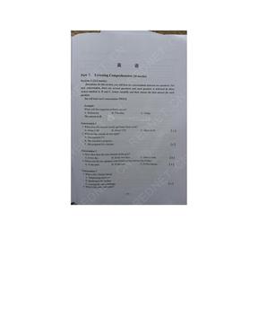 2015年湖南高考英语试卷及参考答案.doc