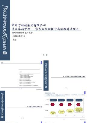 PWC-京东方战略报告最终版.ppt