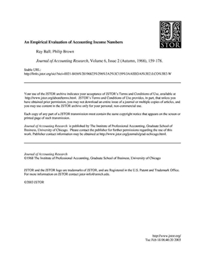 An Empirical Evaluation of Accounting Income Numbers.pdf