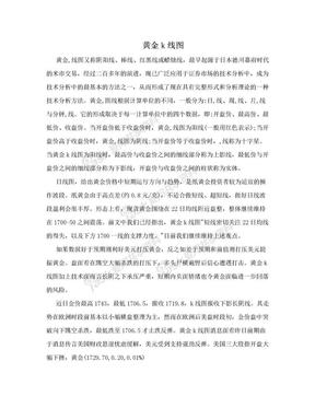 黄金k线图.doc