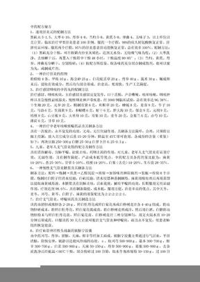 中药专利配方.doc