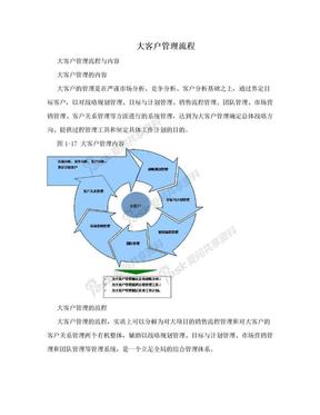 大客户管理流程.doc