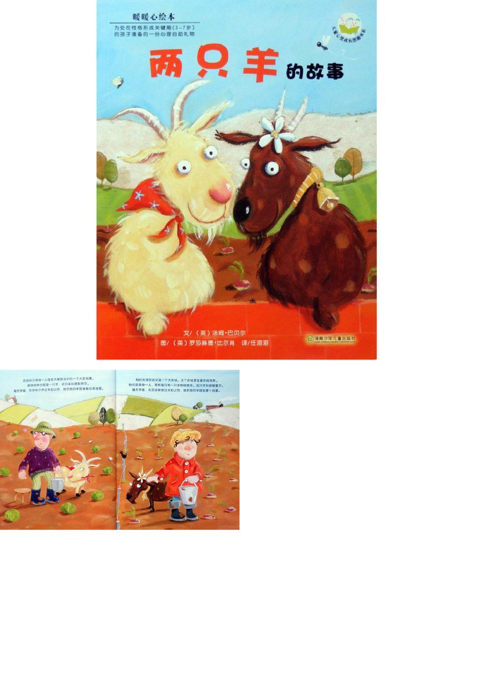两只羊的故事.ppt
