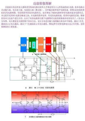 功放维修.PDF