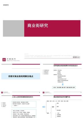 商业街研究(世联).ppt