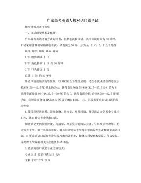 广东高考英语人机对话口语考试.doc