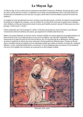 法国中世纪文学(法语版,有插图).pdf