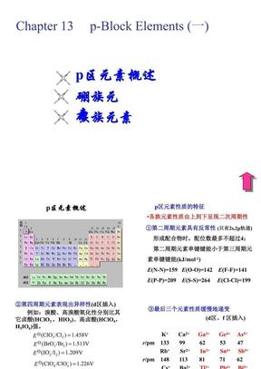 第13章 p区元素(一)之硼族元素.ppt