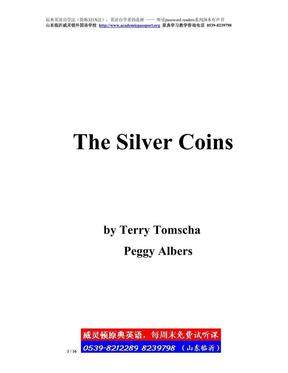 《银币风波》英语电子书 01. The Silver Coins  (password readers系列)