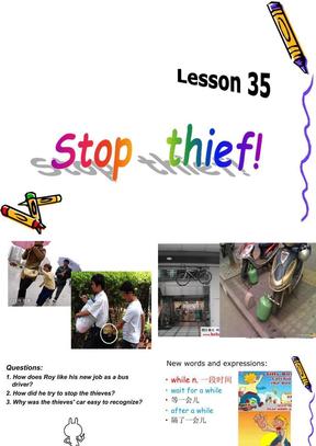 新概念英语第二册35课PPT.ppt