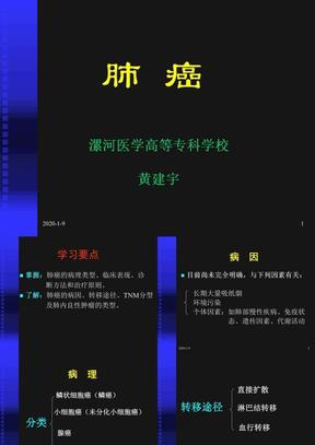 24-肺癌,黄建宇.ppt
