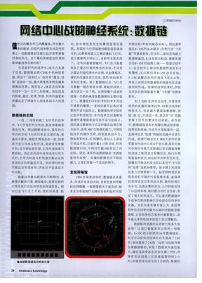 网络中心战的神经系统_数据链.pdf