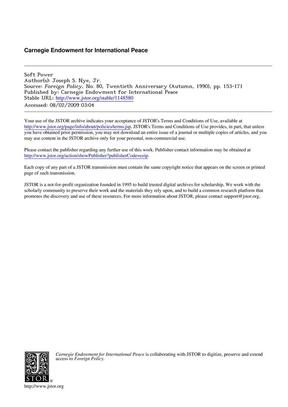 约瑟夫·奈:《软实力》Nye-Soft+Power.pdf