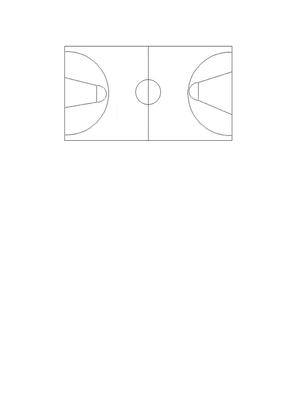 篮球场平面图.doc