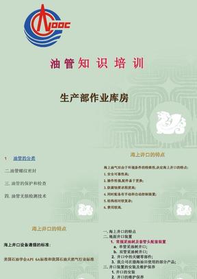 1-海上井口油管技术培训(改).ppt
