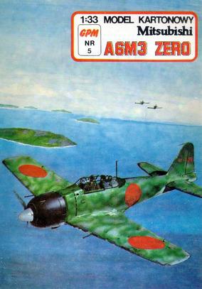 [GPM 005] - Mitsubishi A6M3 Zero.pdf