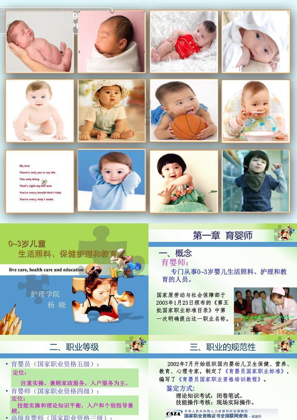 0~3岁儿童生活照料、保健护理和教育10.10.ppt
