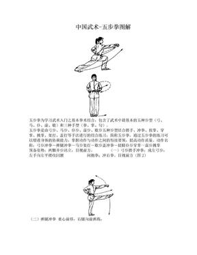五步拳教学图片.doc