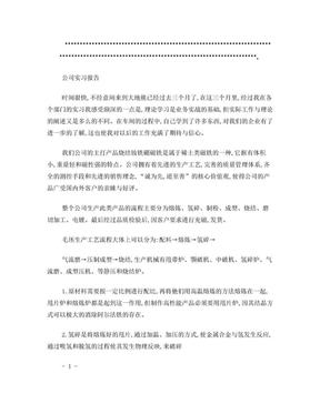 公司实习报告.doc