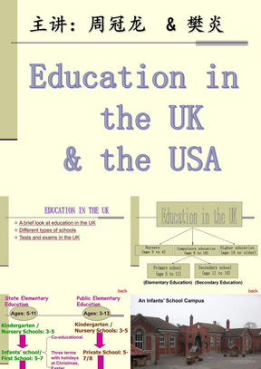 Education in UK&USA.ppt