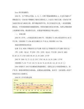 房地产项目策划报告.doc