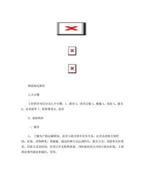 出口海运详细流程.doc