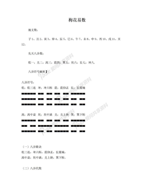 梅花易数.doc