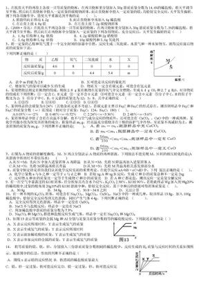 中考化学难题集(补充篇).doc