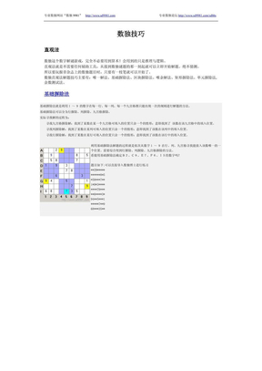 数独技巧.pdf