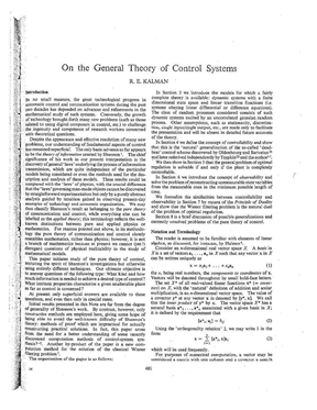 《On the general theory of control systems》1959.pdf