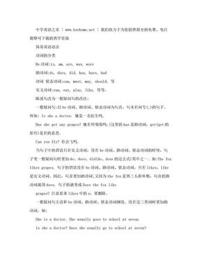初中英语一般疑问句、否定句、特殊疑问句的改法[1]1.doc