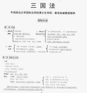 09张丽英三国法讲义.pdf