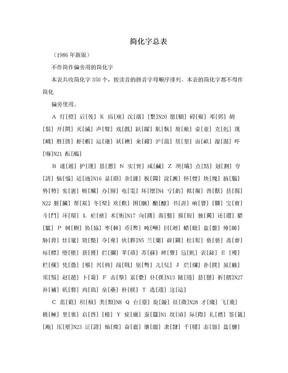 简化字总表.doc