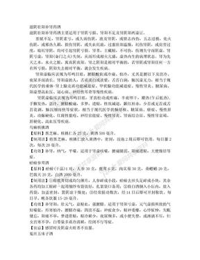 滋阴壮阳补肾药酒.doc