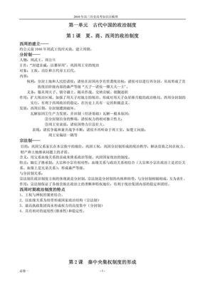 高中历史知识点总结.pdf