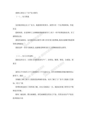 化工厂实习报告.doc