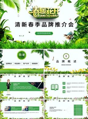 清新春季公司新品发布会PPT 096.pptx