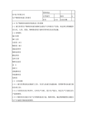 PMC部程序文件[1].doc