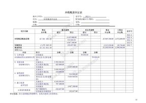 审计模拟实训参考答案2011年10月马春静4-2应收.doc