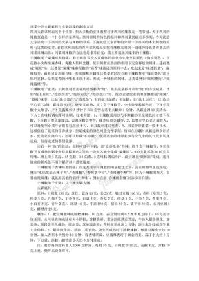 川菜中的火锅底料与火锅油碟的制作方法.doc