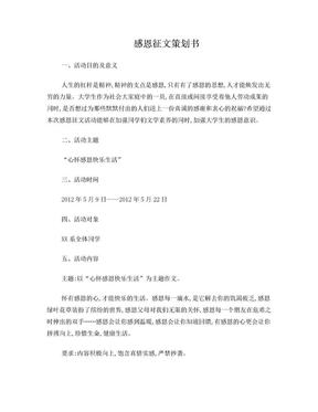 征文策划书.doc
