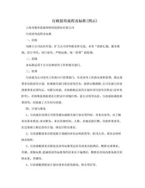 行政接待流程及标准(图示).doc