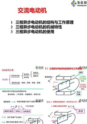 三相异步电机基础讲解课件.ppt